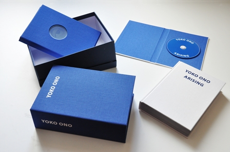 YOKO-ONO-ARISING-DeLuxe-edition-of-50-copies-Signed-by-Yoko-Ono