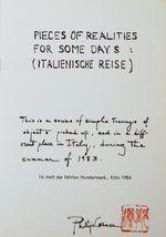 Pieces-of-realities-for-some-days-Italienische-Reise