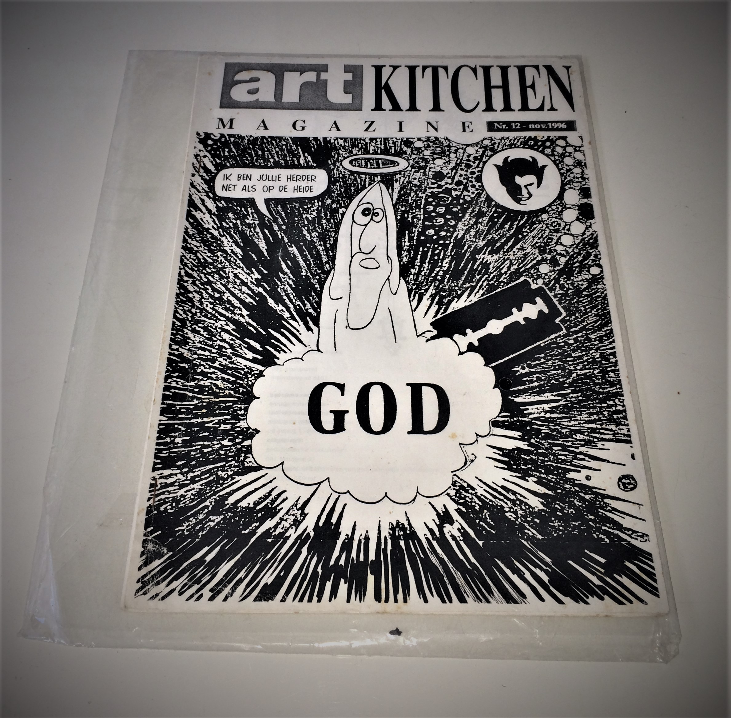 ArtKitchen-Magazine-God-Nr-12-nov-1996
