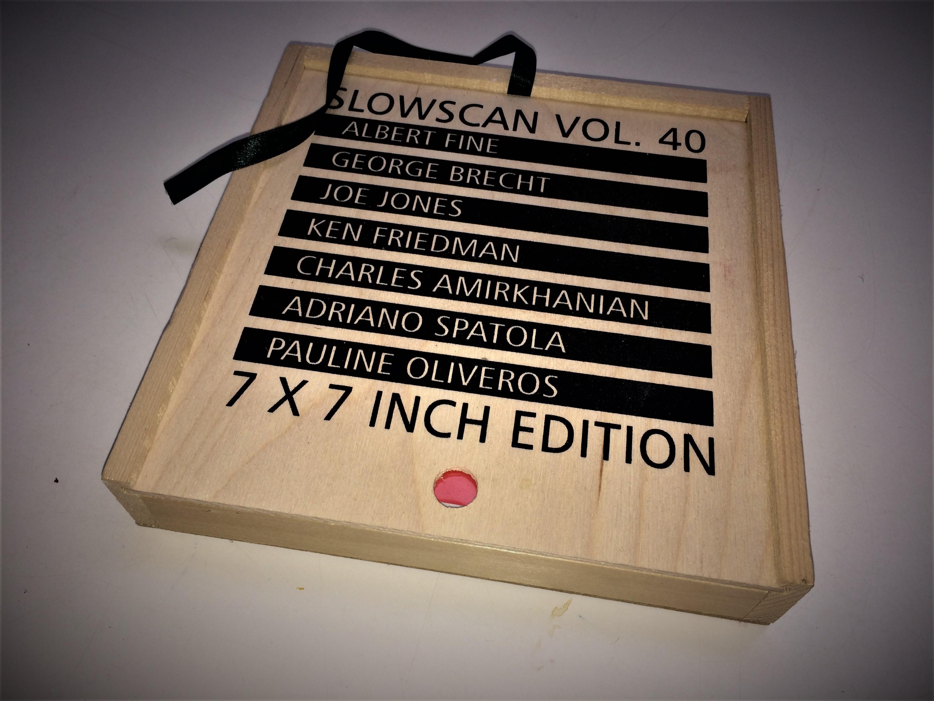 Slowscan-vol-40-7-x-7-inch-edition