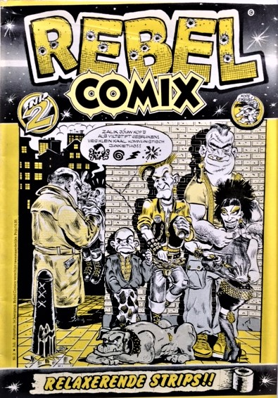 Rebel-Comix-Issue-2-Relaxerende-strips-1984
