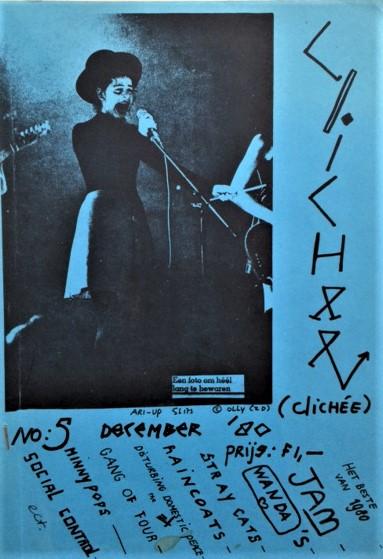 Cliche-Issue-5-Wanda-s-Jam-Stray-Cats-Disturbing-Domestic-Peace-Minny-Pops-Social-Control-1980