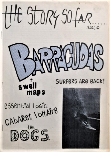 The-Story-So-Far-Issue-1-Barracudas-Swell-Maps-Essential-Logic-Cabaret-Voltaire-The-Dogs-etc