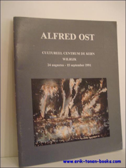 N/A; - ALFRED OST 1884 - 1945,