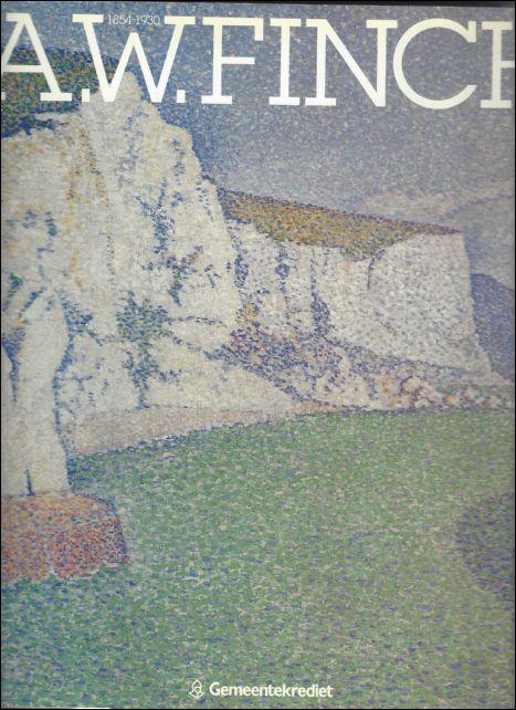 DE WILDE, Eliane, GRAFE, Jean - Pierre, AAV, Marianne e.a. ( red. ); - A. W. FINCH 1854 - 1930,