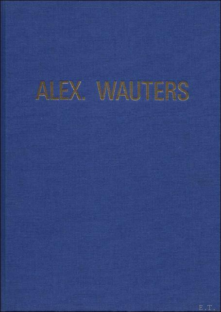 ALEX. WAUTERS. CATALOGUS VA...