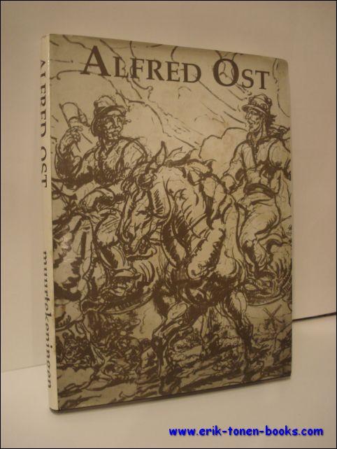 ALFRED OST MUURTEKENINGEN,