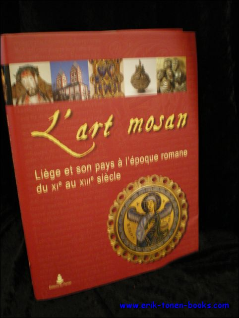 ART MOSAN. LIEGE ET SON PAY...