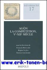 Agon. La competition, Ve-XI...