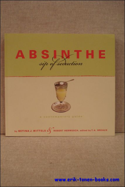 Absinthe sip of seduction. ...