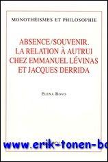 Absence/Souvenir. La relati...