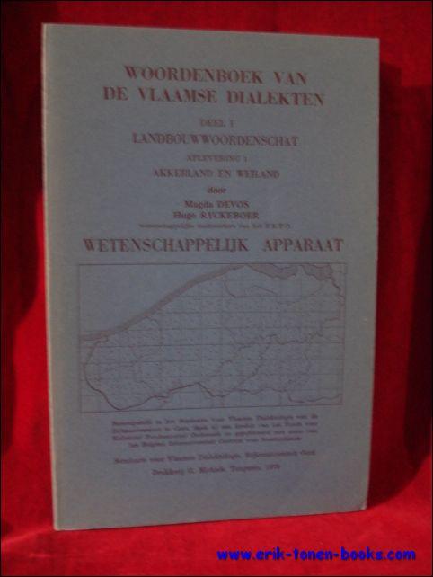 Woordenboek van de Vlaamse ...