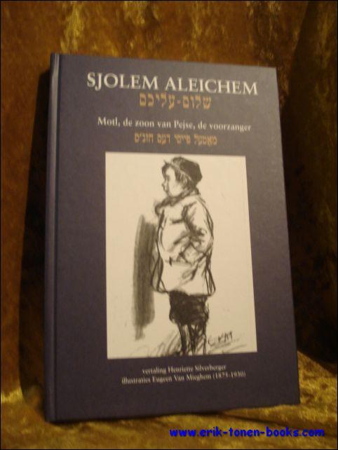 ALEICHEM, SJOLEM, - Motl, d...