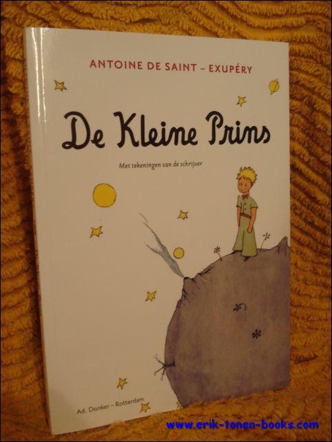 DE KLEINE PRINS - pocket,