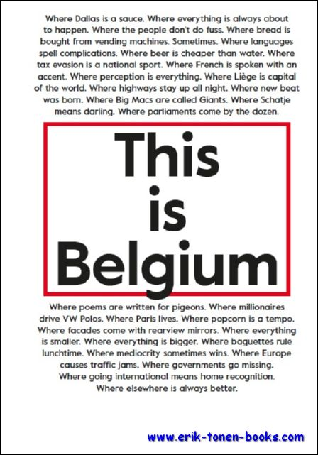 - This is Belgium