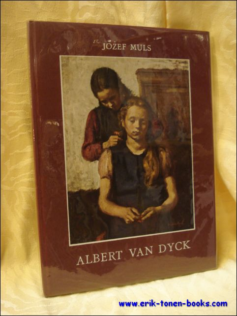 MULS, JOZEF - Albert van Dyck. FR