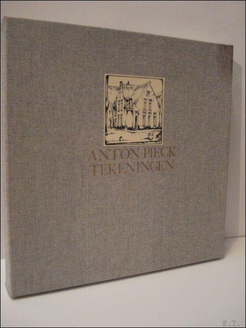 Anton Pieck  tekeningen,   ...