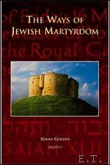 Ways of Jewish Martyrdom