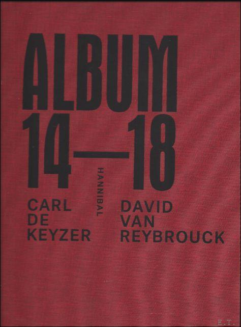 ALBUM 14-18, Carl De Keyzer
