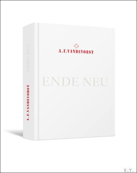 A.F. Vandevorst Ende Neu.  ...