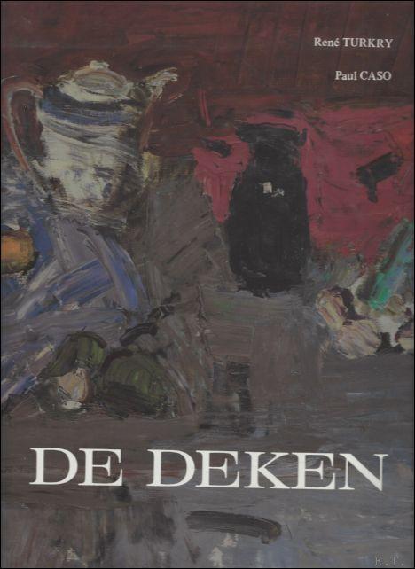 ALBERT DE DEKEN. monografie.