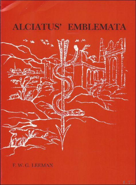 ALCIATUS EMBLEMATA.Denkbeel...