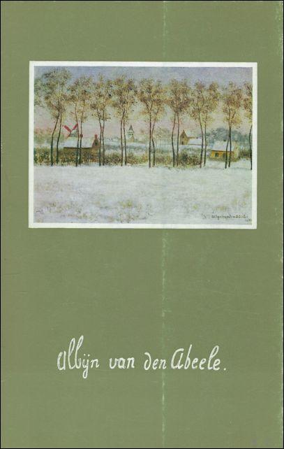 ALBIJN VAN DEN ABEELE 1835 ...