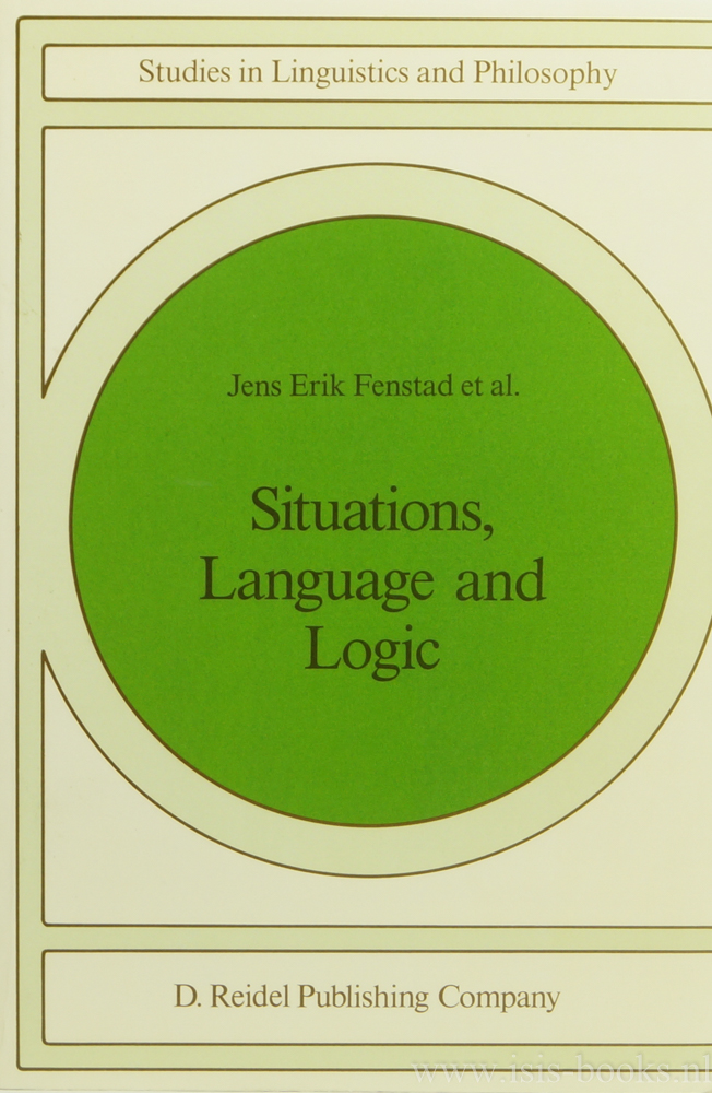 FENSTAD, J.E., HALVORSEN, P.K., LANGHOLM, T., BENTHEM, J. VAN - Situations, language and logic.
