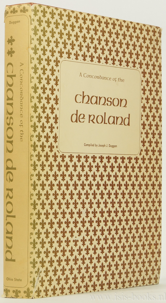A concordance of the Chanso...