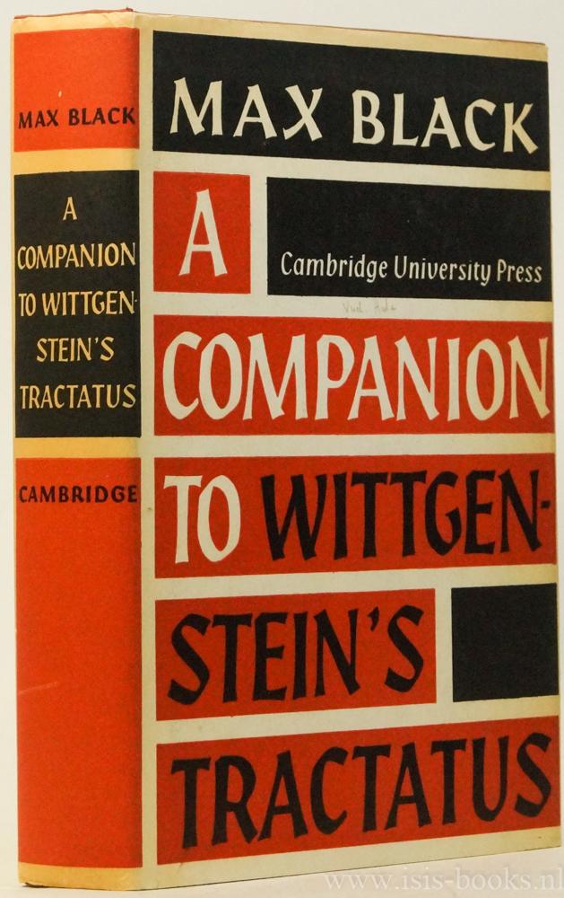 A companion to Wittgenstein...