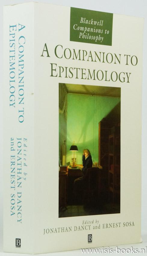 A companion to epistemology.