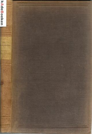 VERDAM, G.J. - Handboek der spherische trigonometrie ten gebruike bij hooger en bij middelbaar onderwijs.