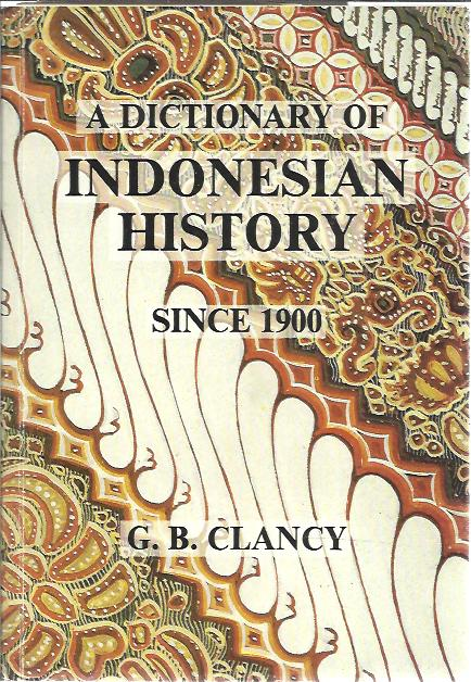 A Dictionary of Indonesian ...