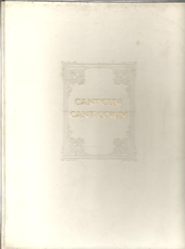 DELEN, A.J.J. & M. MEERTENS - Het Blokboek Canticum Canticorum als Graphisch Kunstwerk - Het Blokboek Canticum Canticorum als Godsdienstig Kunstwerk. 3 parts in 1 volume. [Nr. CXX].