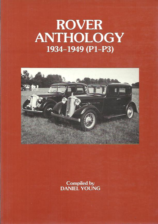 YOUNG, DANIEL - Rover Anthology 1934-1949 (P1-P3).