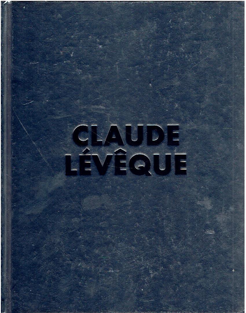 LEVEQUE, CLAUDE - Claude Lévêque Kamel Mennour.