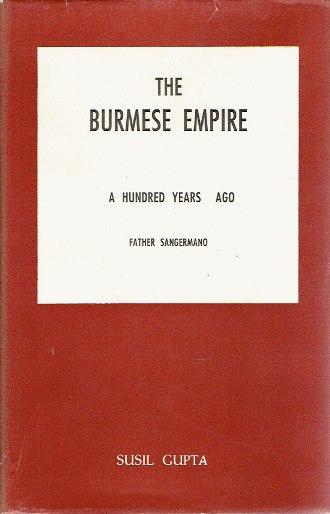 A Description of the Burmes...