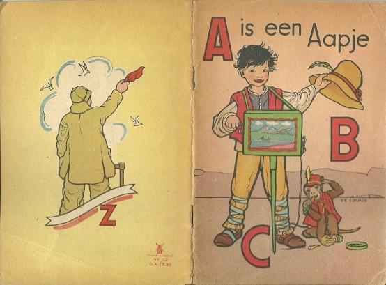 A is een Aapje [No. 112].
