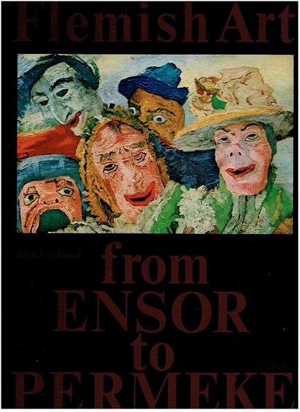 SMEETS, ALBERT - Flemish Art from Ensor to Permeke.