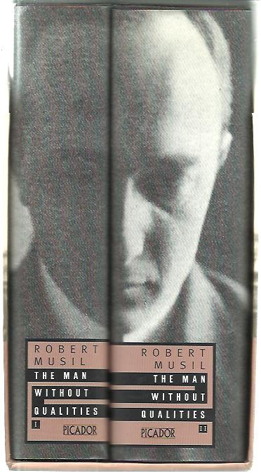 MUSIL, ROBERT - The Man without Qualities. [Two volume set].