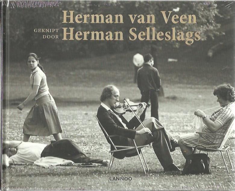 SELLESLAGS, HERMAN - Herman van Veen geknipt door Herman Selleslags. [New].