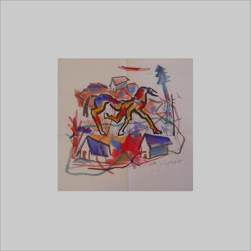 SLOT, JOHN VAN 'T - (ROTTERDAM, 1949). - Untitled.