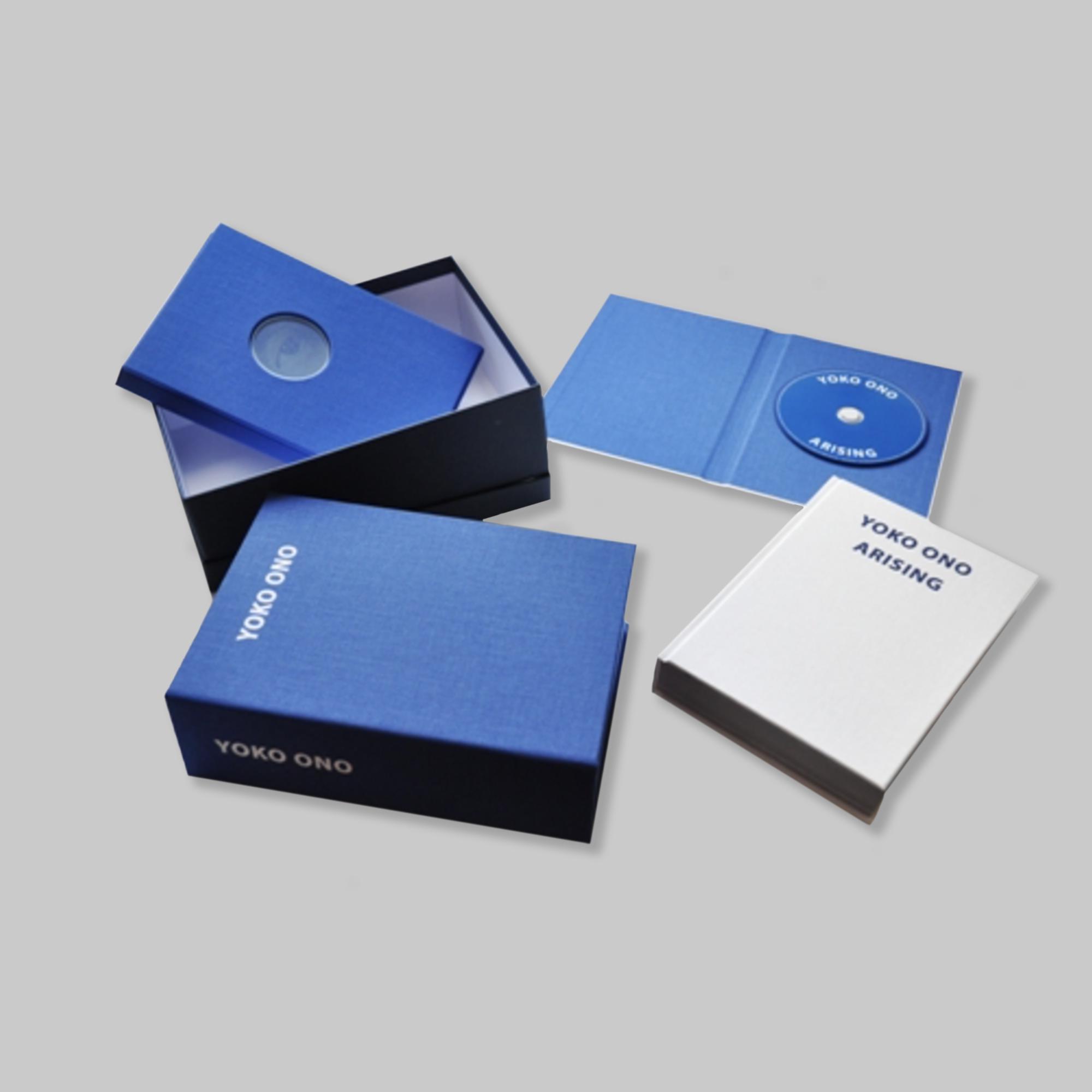 YOKO-ONO-ARISING-DeLuxe-edition-of-50-copies-SIGNED-by-Yoko-Ono