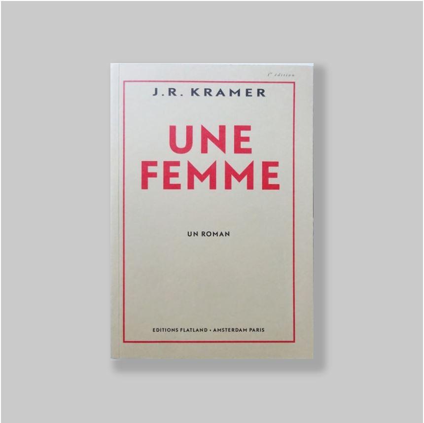 Une-Femme-Jeroen-Robert-Kramer-AS-NEW-SIGNED