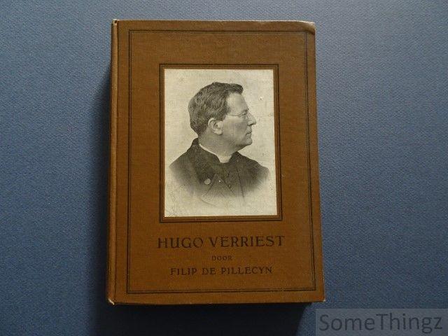 Pillecyn, Filip de. - Hugo Verriest.