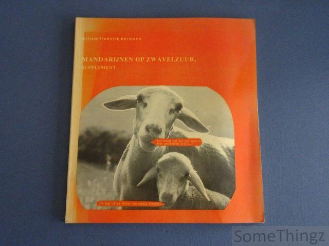 Hermans, W.F. - Mandarijnen op zwavelzuur, supplement.