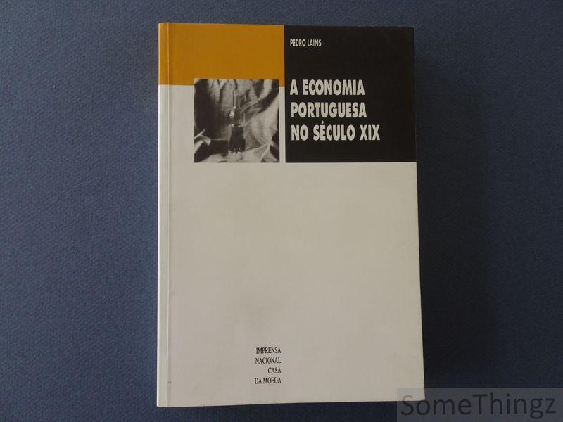 A economia portuguesa n séc...