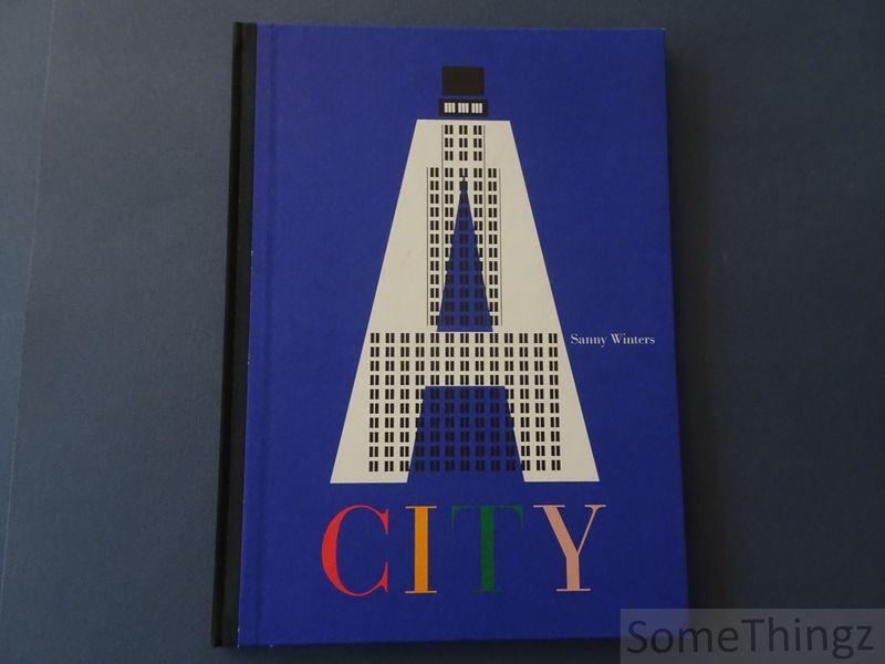 A City. (n°86/100 gesigneerd).