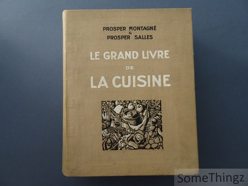 Le grand livre de la Cuisin...