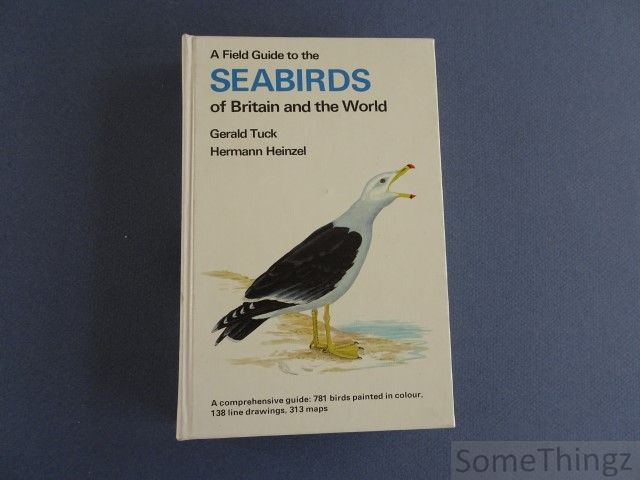 A field guide to the seabir...